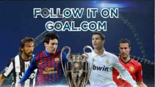 The Champions League is almost upon us... Get set for a great tournament!