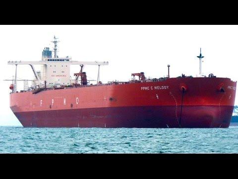 FPMC C MELODY CRUDE OIL TANKER