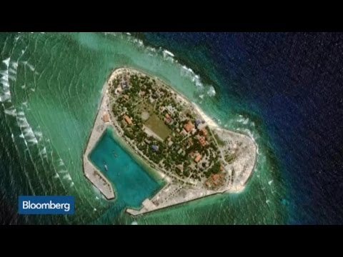 China's Sand Islands Expand South China Sea Reach