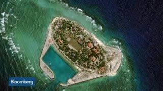 China's Sand Islands Expand South China Sea Reach