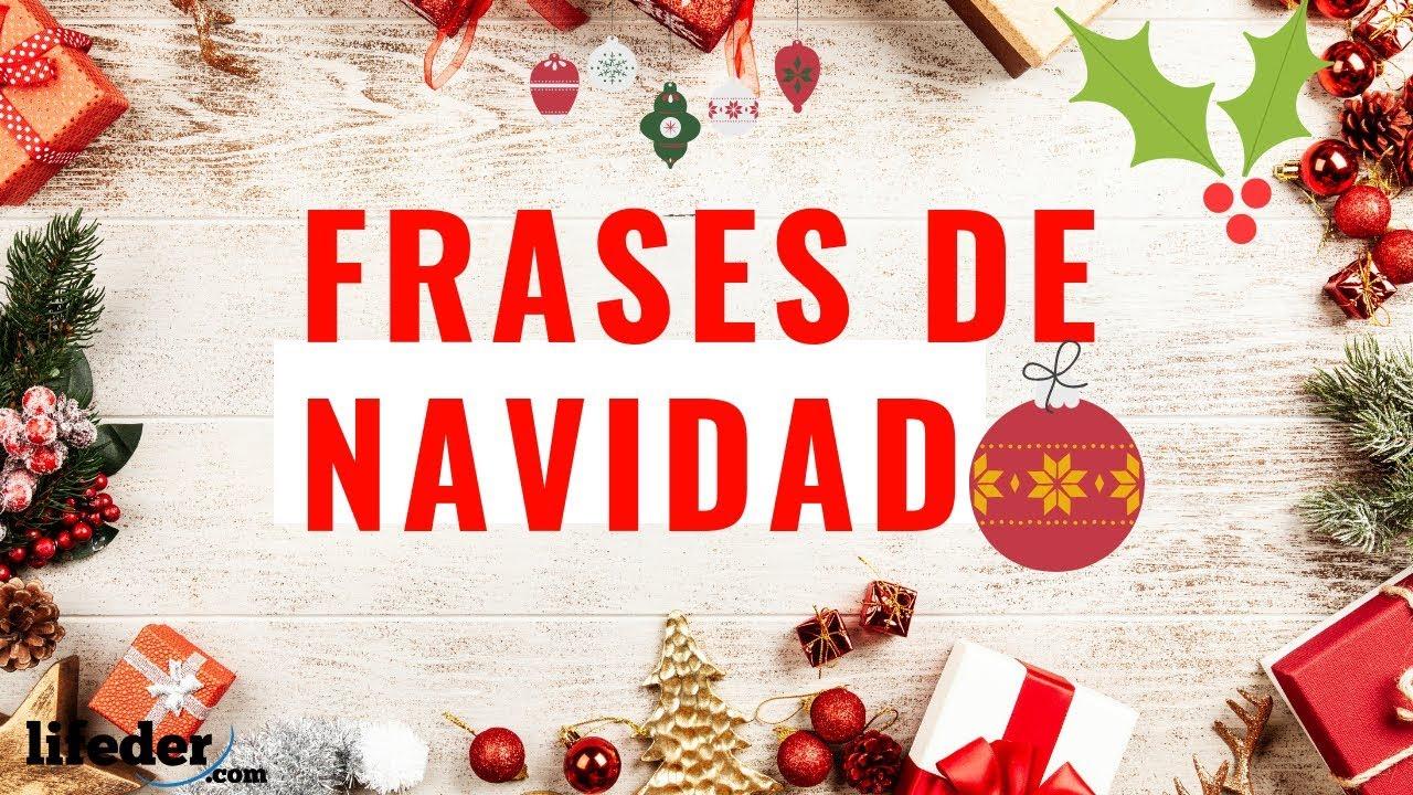 100 Frases De Navidad Cortas Bonitas Y Originales Lifeder