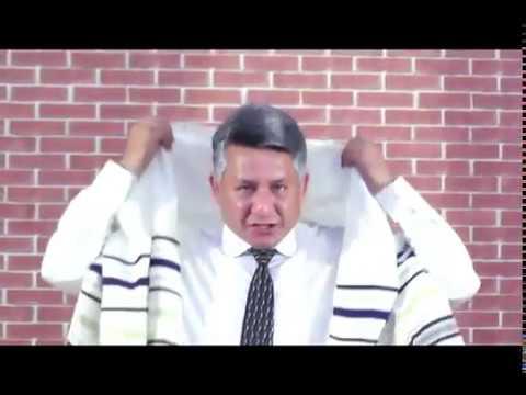 New Masihi Message in Urdu Hindi 2018 Prayer Shawl ( Rev Dr Jamil Nasir )