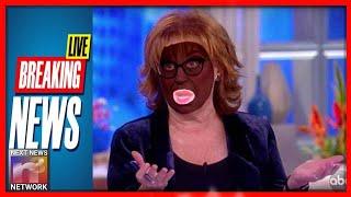 BREAKING: ABC, Joy Behar SCRAMBLING After She's CAUGHT in BLACKFACE