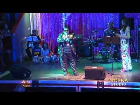 Instant Karma Presents Disco King Bappi Lahiri Live 2012 Meeka Studio
