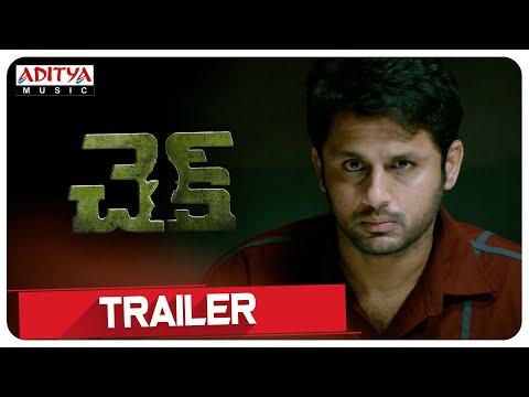 #Check Official Trailer   Nithiin   Rakul Preeth Singh   Priya Varrier   Chandra Sekhar Yeleti