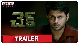 #Check Official Trailer | Nithiin | Rakul Preeth Singh | Priya Varrier | Chandra Sekhar Yeleti