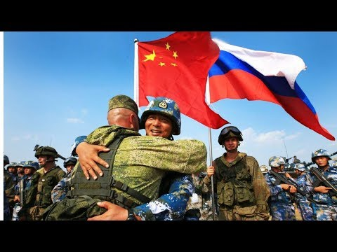 RUSSIA POINTS MISSILE AT CHINA WHILE HOLDING MILITARY EXERCISES WITH BEIJING IN EUROPE
