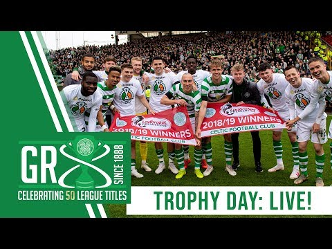 📺 Celtic TV LIVE Title Party From Paradise.