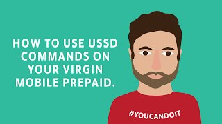 How to use USSD commands on your Virgin Mobile prepaid