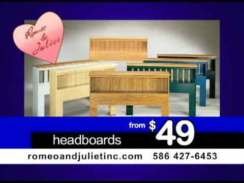 Romeo And Juliet Furniture Commercial Youtube