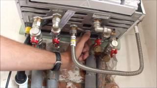 видео Газовый котел Nova Florida Vela Compact CTFS 24 AF Bitermica