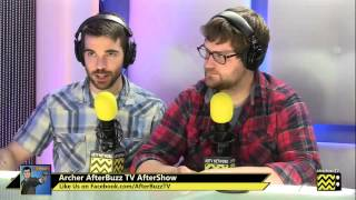 "Archer After Show Season 4 Episode 13 ""Sea Tunt: Part II"" 