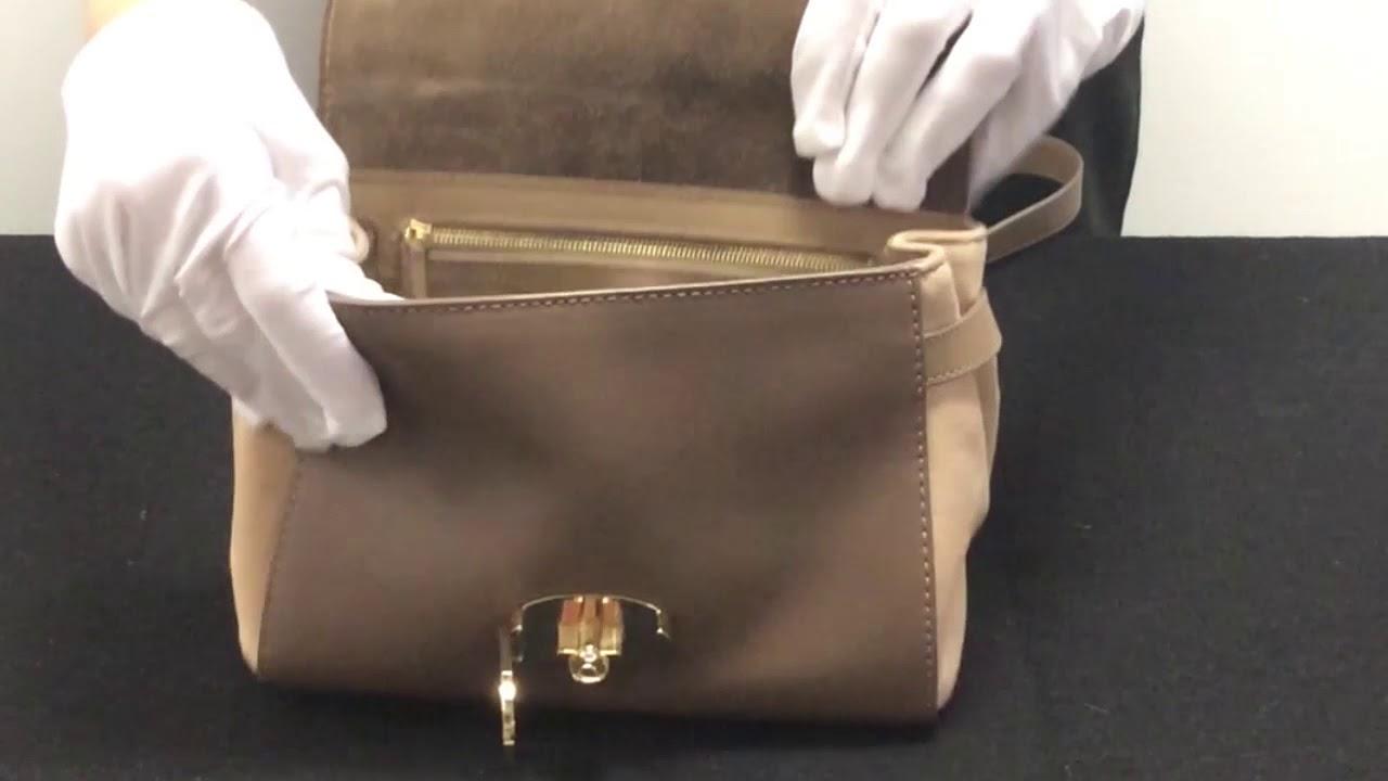 A Mulberry Primrose Handbag - YouTube 2bf916d3cfbf6