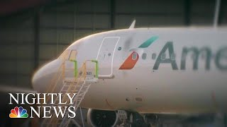 Student Pilot Charged With Attempting To Steal Commercial Plane | NBC Nightly News