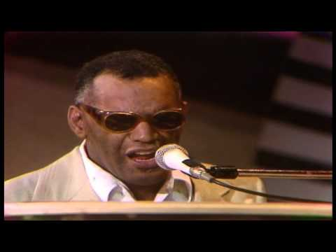 Клип Ray Charles - Georgia On My Mind