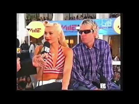 No Doubt MTV VMAs 2001 Pre-Show Interview