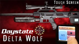 Daystate Delta Wolf - Exclขsive Look at the Newest Airgun to Change the Industry!