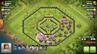 Clash of Clans - Raids above 4550