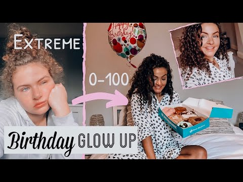 HUGE BIRTHDAY GLOW UP | *Getting my life together to feel better*