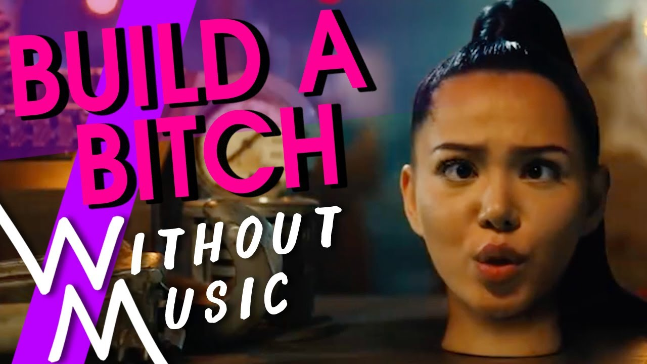 BELLA POARCH - Build A B*tch Without Music Parody #SHORTS #Vertical