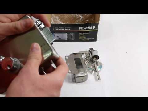 FalconEye FE-2369 накладной электромеханический замок