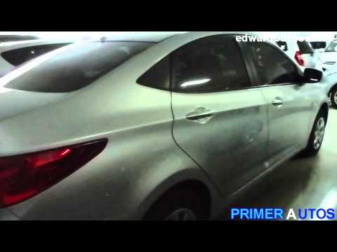 Hyundai Accent i25 Sedan 2013 colombia FULL HD