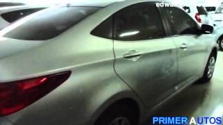 Hyundai Accent i25 Sedan 2013 colombia FULL HD