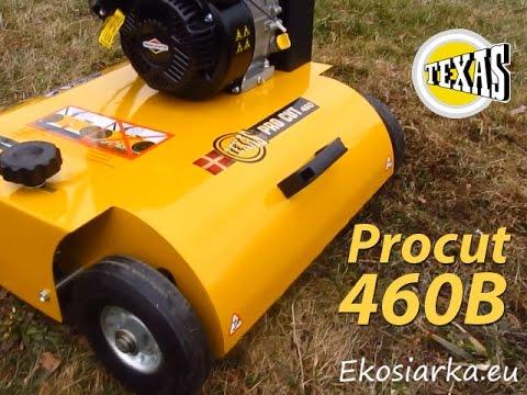 Моторен аератор TEXAS Pro Cut 460B #glh4iZOOQtk