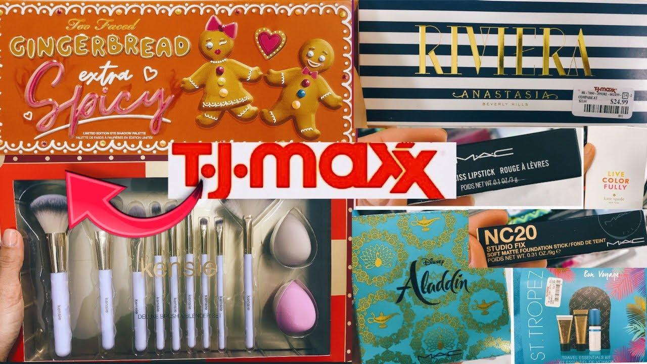 NEW MAKEUP AT TJ MAXX + ROSS - FIRST AID BEAUTY JACKPOT