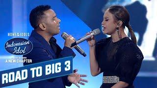 Bikin Baper ! Inilah Kolaborasi Sempurna Judika X Rossa - Road To Big 3 - Indonesian Idol 2021
