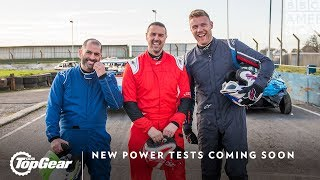 More Power, More Speed | Top Gear Premieres July 14 at 8pm | BBC America