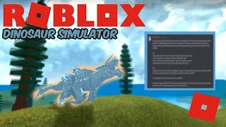 Roblox Dinosaur Simulator - Lil Bling Bling! + New Hybrid Concept Contest!