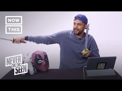 Never Seen Deadpool: People React to Marvel's 'Deadpool' For the First Time | NowThis