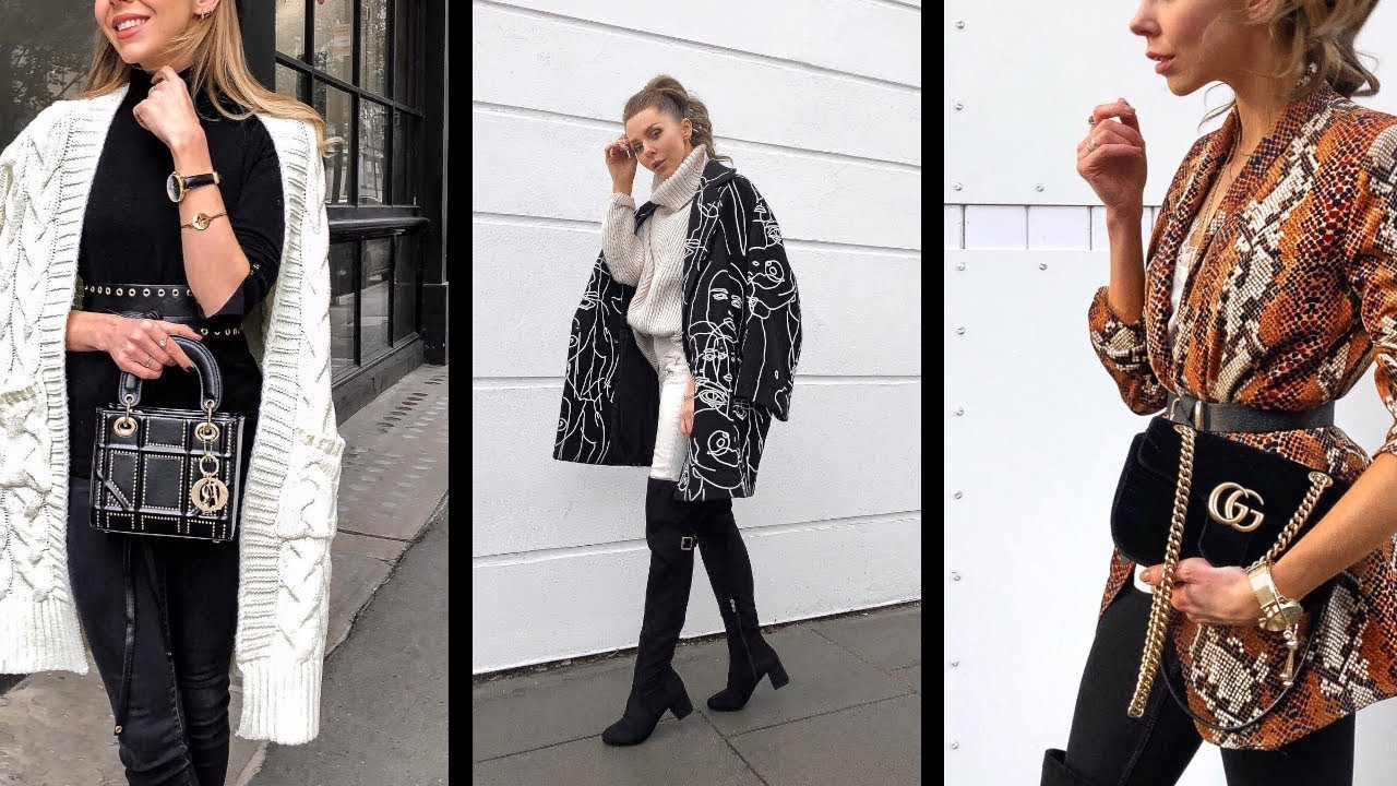 WINTER OUTFIT IDEAS TO SLAY IN 2019 | ROPA DE MODA PARA INVIERNO 2k19 3