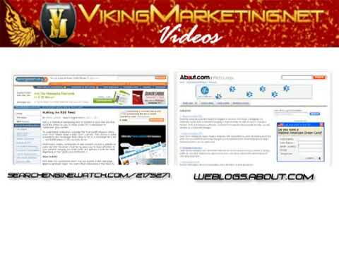 Viking Web Traffic Part 28 - RSS & Content Syndication
