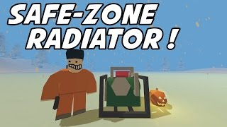UNTURNED - Safe-zone Radiator Zombie Zapper! (Gameplay Playthrough 1080p)