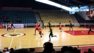 C.D. Valdivia vs A.B. Temuco sub 15 27/01/2016