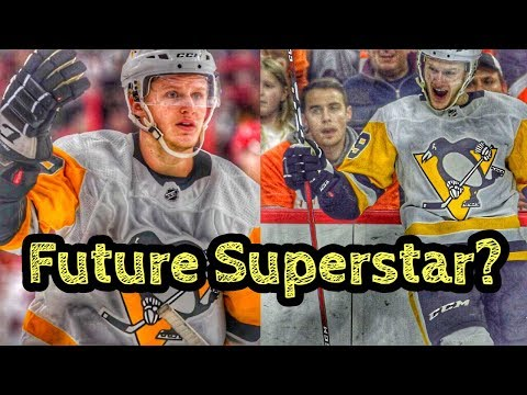 Can Jake Guentzel Be A Future NHL SUPERSTAR?