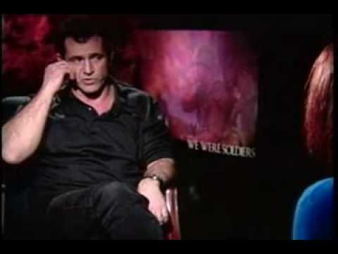 Mel Gibson: We Were Soldiers (Interview by Diana P...