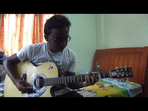 Subhanallah - Ye Jawaani Hai Deewani (Acoustic guitar cover)
