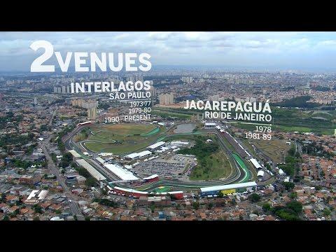Brazilian Grand Prix in Numbers