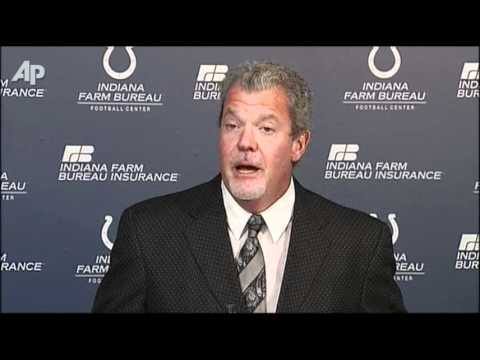 Colts Fire Polians; Owner Irsay Says It Was Time