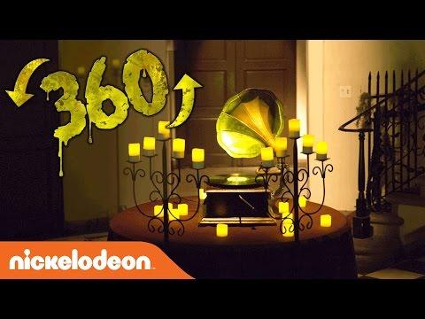 Nickelodeon | Ultimate Halloween Haunted House 360 Challenge | #Explore360