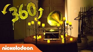 Nickelodeon | Ultimate Halloween Haunted House 360 Challenge | #Explore360