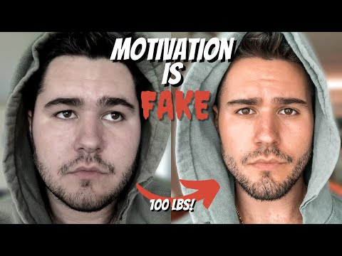 How to Lose Weight with ZERO Motivation   5 Steps