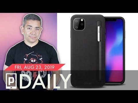 iPhone XI: Shatterproof Display & Mini Apple Pencil?!