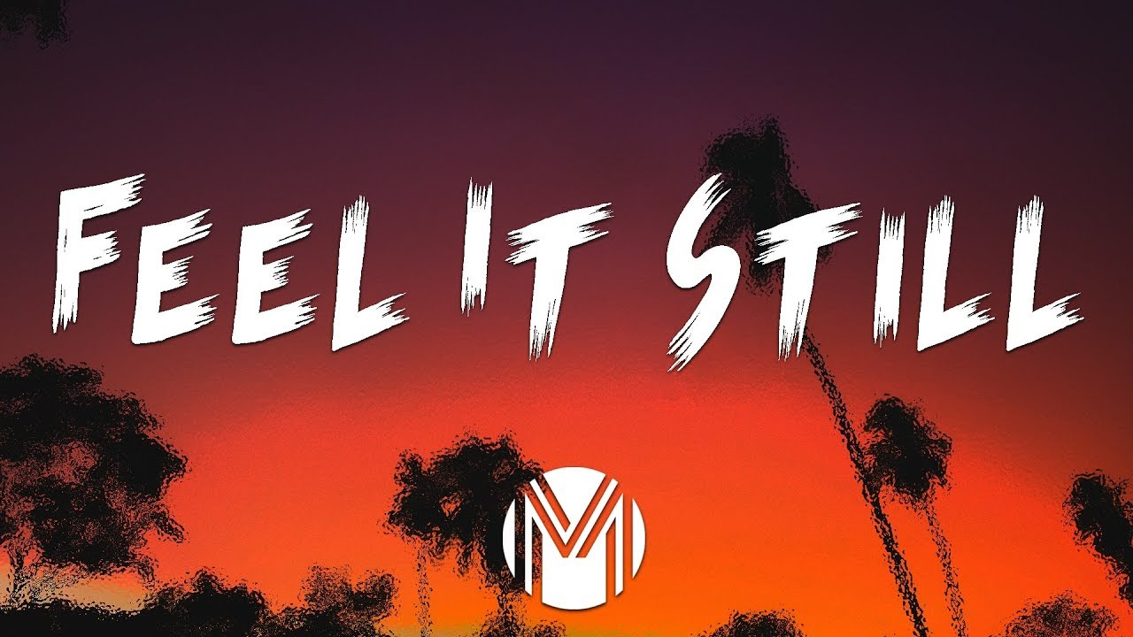 Portugal. The Man - Feel It Still (Lyrics / Lyric Video) - YouTube