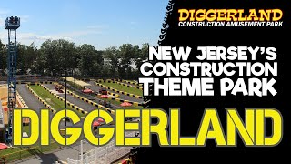 Diggerland USA - a Construction Theme Park in NJ