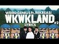 Weird Genius - WKWK Land   Growtopia Indonesia Music Video Mp3