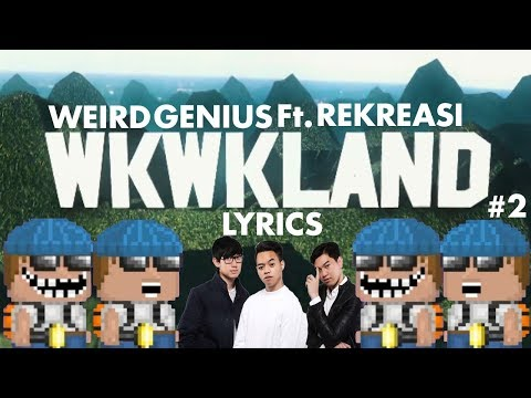 Weird Genius - WKWK Land | Growtopia Indonesia Music Video